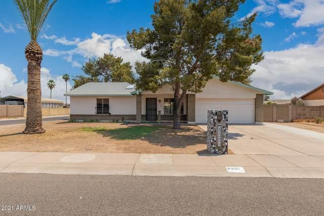 4801 W Corrine Drive, Glendale, AZ 85304 (MLS #6252553) :: Executive Realty Advisors