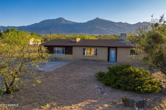 6306 S Y Lightning Ranch Road, Hereford, AZ 85615 (MLS #6252570) :: CANAM Realty Group