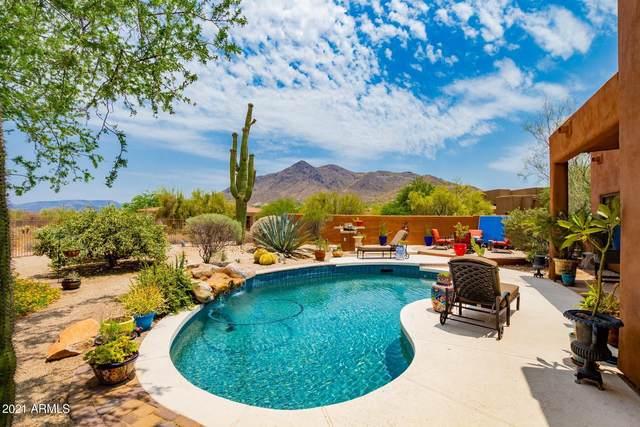 5718 E Perdido Drive, Cave Creek, AZ 85331 (MLS #6252574) :: Long Realty West Valley