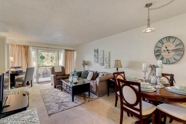 7625 E Camelback Road B344, Scottsdale, AZ 85251 (MLS #6252575) :: Midland Real Estate Alliance