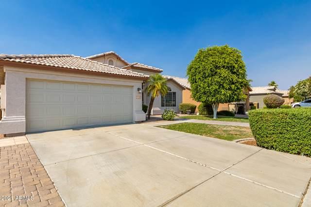 9158 W Davis Road, Peoria, AZ 85382 (MLS #6252582) :: Yost Realty Group at RE/MAX Casa Grande