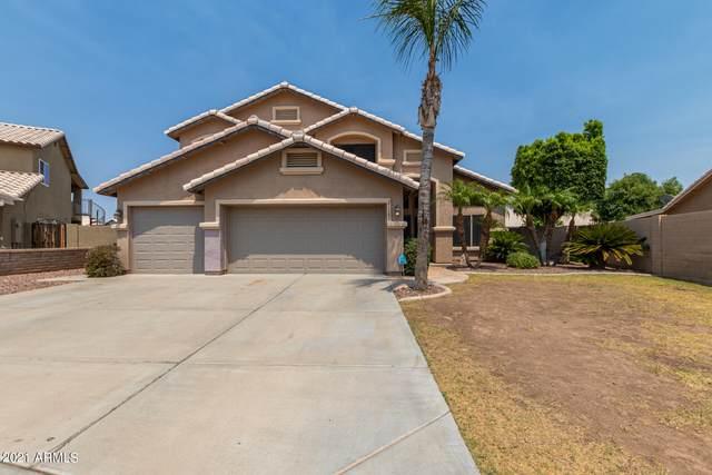 21385 N 108TH Avenue, Sun City, AZ 85373 (MLS #6252584) :: Yost Realty Group at RE/MAX Casa Grande
