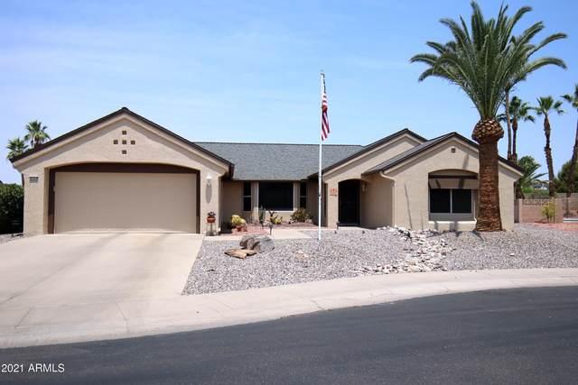 21610 N 142ND Drive, Sun City West, AZ 85375 (MLS #6252586) :: Maison DeBlanc Real Estate