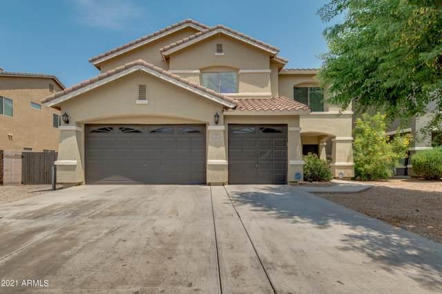 890 E Heather Drive, San Tan Valley, AZ 85140 (MLS #6252592) :: Yost Realty Group at RE/MAX Casa Grande