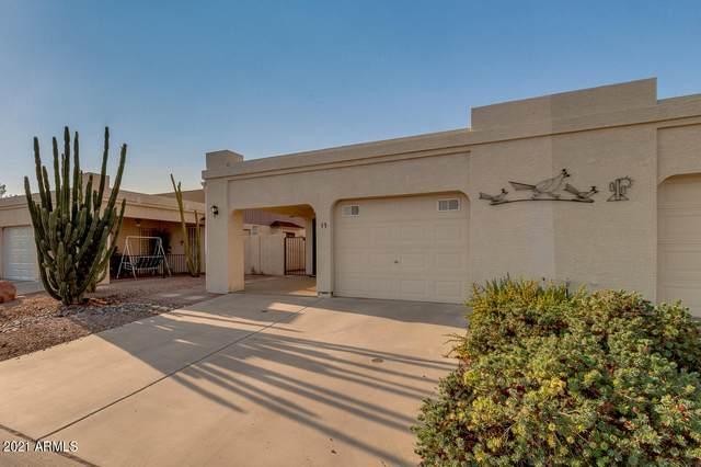1920 S Plaza Drive #33, Apache Junction, AZ 85120 (MLS #6252593) :: Keller Williams Realty Phoenix