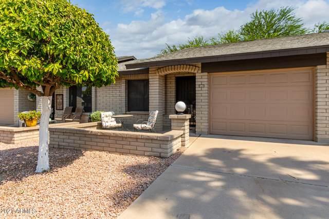 7950 E Keats Avenue #159, Mesa, AZ 85209 (MLS #6252599) :: Arizona Home Group