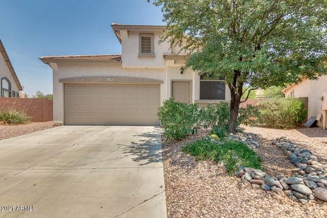 853 S Bristol, Mesa, AZ 85208 (MLS #6252600) :: Keller Williams Realty Phoenix