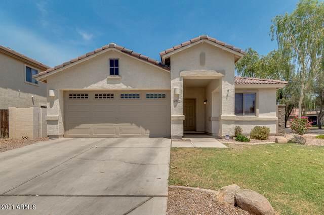 4377 S Hemet Street, Gilbert, AZ 85297 (MLS #6252601) :: CANAM Realty Group