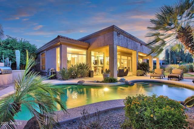 8226 E Sunnyside Drive, Scottsdale, AZ 85260 (MLS #6252619) :: Yost Realty Group at RE/MAX Casa Grande