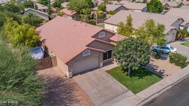 2090 E Fairview Street, Chandler, AZ 85225 (MLS #6252629) :: Keller Williams Realty Phoenix