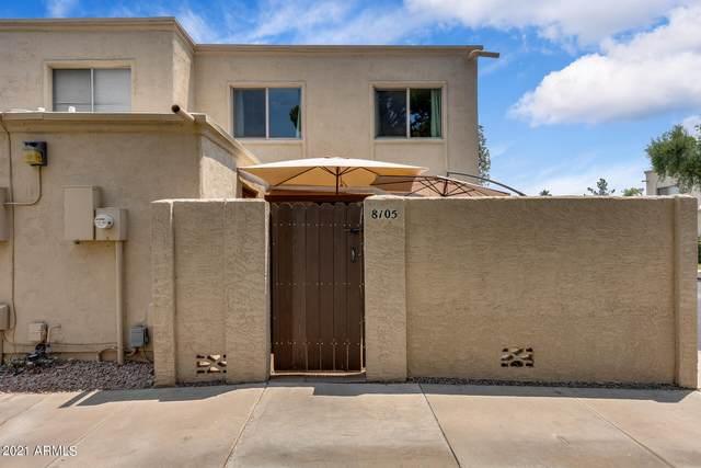 8105 E Glenrosa Avenue, Scottsdale, AZ 85251 (MLS #6252640) :: Zolin Group