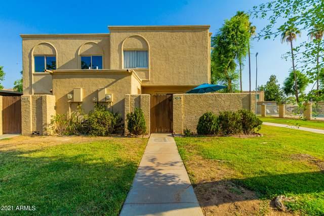 4219 N 81ST Street, Scottsdale, AZ 85251 (MLS #6252644) :: Zolin Group