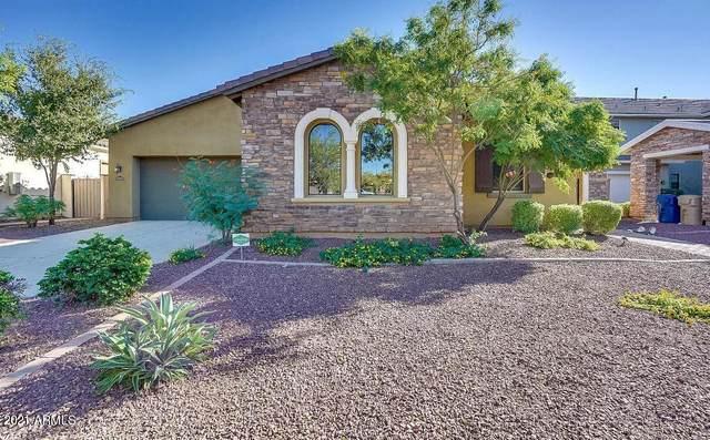 20895 W Western Drive, Buckeye, AZ 85396 (MLS #6252645) :: Keller Williams Realty Phoenix