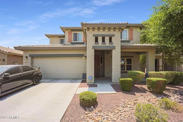 18071 W Young Street, Surprise, AZ 85388 (MLS #6252655) :: The Laughton Team