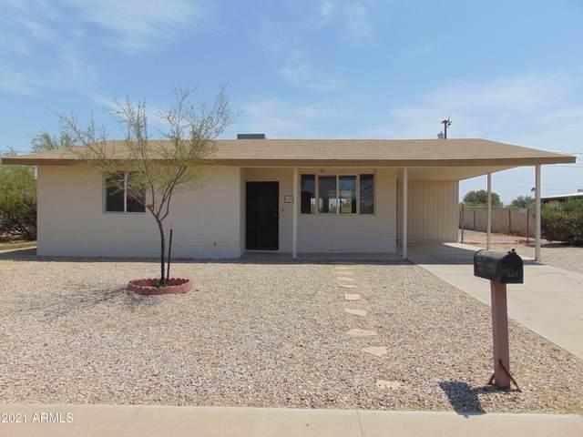 1121 E Yucca Street, Casa Grande, AZ 85122 (MLS #6252657) :: Long Realty West Valley