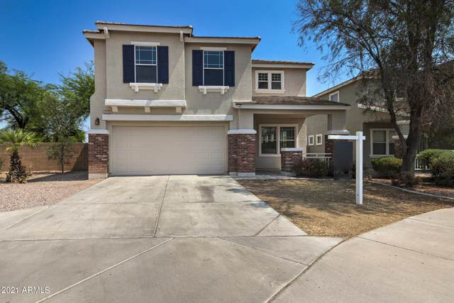 4238 W Carter Road, Phoenix, AZ 85041 (MLS #6252679) :: Openshaw Real Estate Group in partnership with The Jesse Herfel Real Estate Group