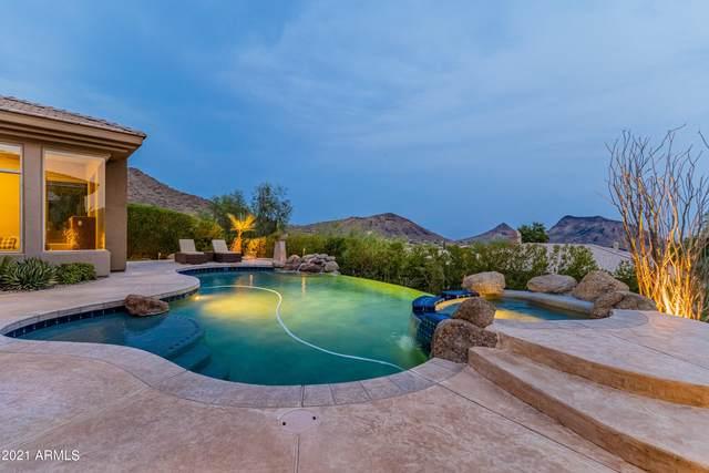 13749 E Charter Oak Drive, Scottsdale, AZ 85259 (MLS #6252680) :: Yost Realty Group at RE/MAX Casa Grande