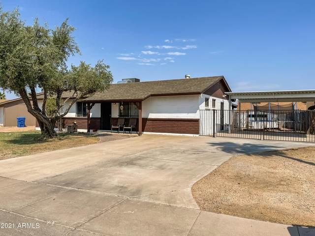4340 E Grove Street, Phoenix, AZ 85040 (MLS #6252689) :: Yost Realty Group at RE/MAX Casa Grande