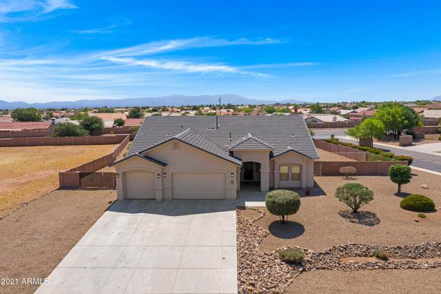 3841 Puerto Place, Sierra Vista, AZ 85650 (MLS #6252697) :: CANAM Realty Group