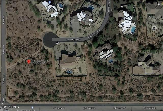15015 E Desert Vista Court, Scottsdale, AZ 85262 (MLS #6252703) :: Executive Realty Advisors