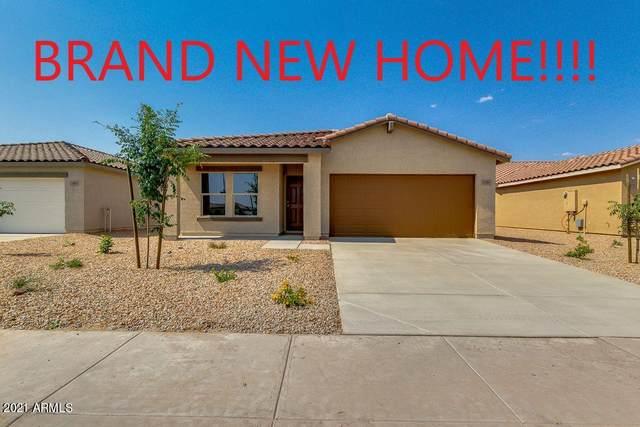 1080 W Palo Verde Avenue, Coolidge, AZ 85128 (MLS #6252722) :: Yost Realty Group at RE/MAX Casa Grande