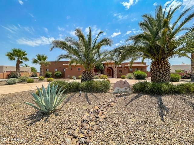 2625 W Desert Hills Drive, Phoenix, AZ 85086 (MLS #6252728) :: Maison DeBlanc Real Estate