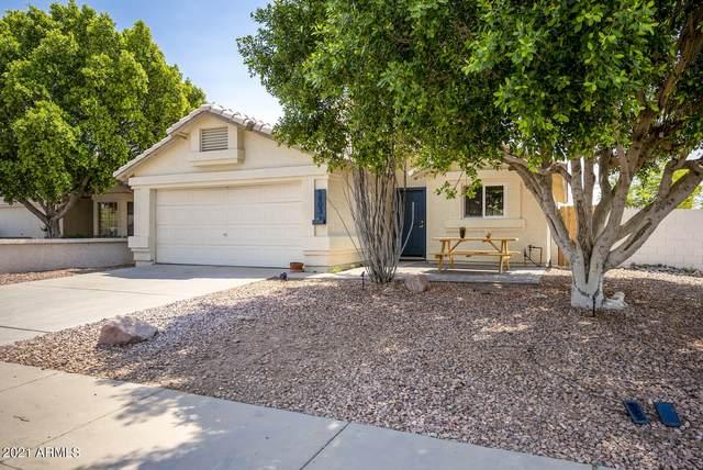 5803 N 77TH Drive, Glendale, AZ 85303 (MLS #6252741) :: The Laughton Team