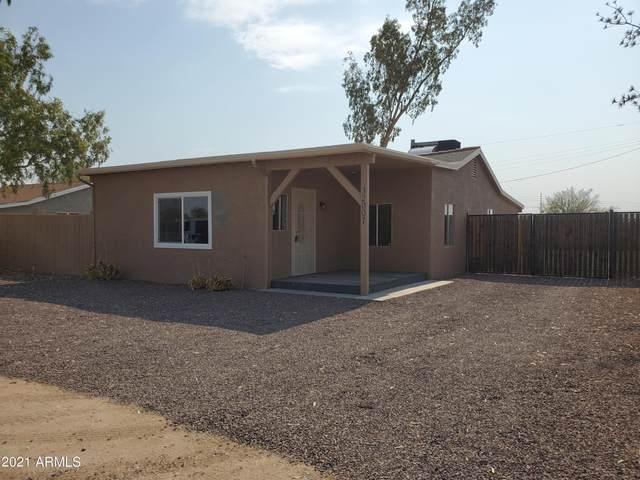 32007 N Ash Street, Wittmann, AZ 85361 (MLS #6252744) :: Balboa Realty