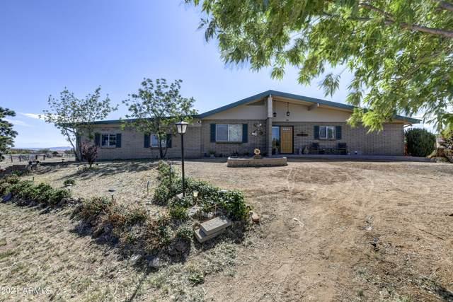 6185 N Bailey Avenue, Prescott, AZ 86305 (MLS #6252747) :: The Laughton Team