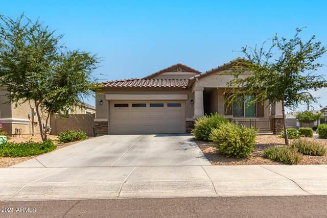 41419 W Crane Drive, Maricopa, AZ 85138 (MLS #6252752) :: CANAM Realty Group