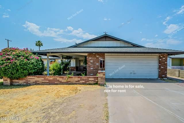 7752 N 32ND Drive, Phoenix, AZ 85051 (MLS #6252753) :: Yost Realty Group at RE/MAX Casa Grande