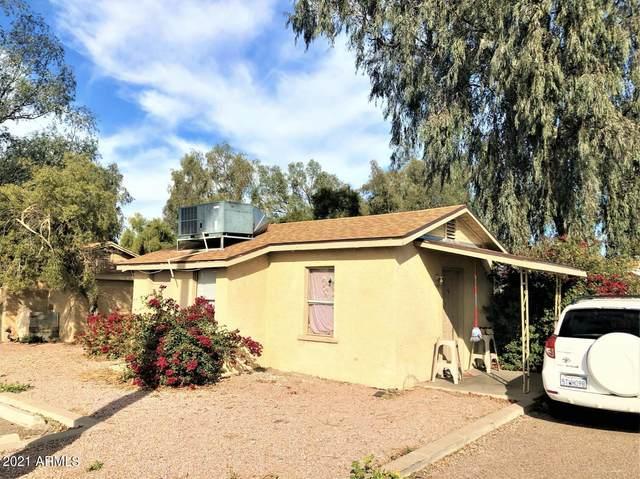 9316 E Balsam Avenue #6, Mesa, AZ 85208 (MLS #6252756) :: Keller Williams Realty Phoenix