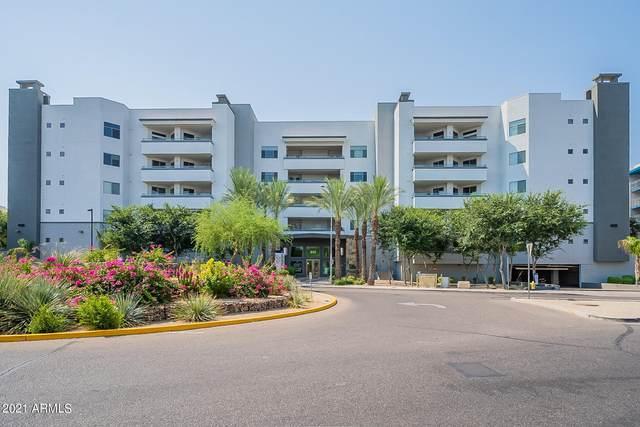 945 E Playa Del Norte Drive #1020, Tempe, AZ 85281 (MLS #6252759) :: Klaus Team Real Estate Solutions