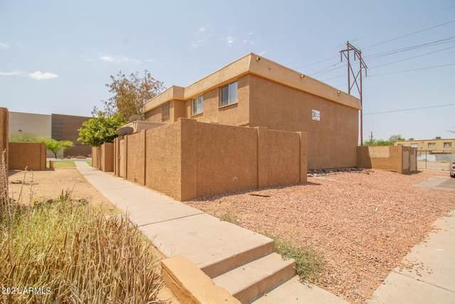 4604 E Broadway Road, Phoenix, AZ 85040 (MLS #6252769) :: The Daniel Montez Real Estate Group