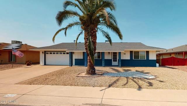 14218 N Mcphee Drive, Sun City, AZ 85351 (MLS #6252777) :: Long Realty West Valley