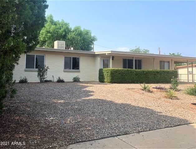 4533 E Evergreen Drive, Sierra Vista, AZ 85635 (MLS #6252781) :: Yost Realty Group at RE/MAX Casa Grande