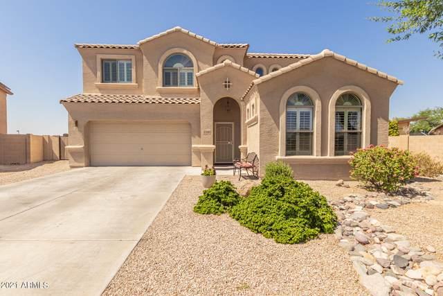 2350 S 161ST Avenue, Goodyear, AZ 85338 (MLS #6252791) :: Yost Realty Group at RE/MAX Casa Grande