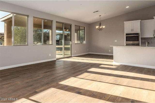 15120 E Upper Ridge Lane #121, Mayer, AZ 86333 (MLS #6252797) :: Yost Realty Group at RE/MAX Casa Grande