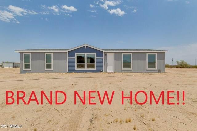 2292 S Amanda Drive, Maricopa, AZ 85139 (MLS #6252798) :: Long Realty West Valley