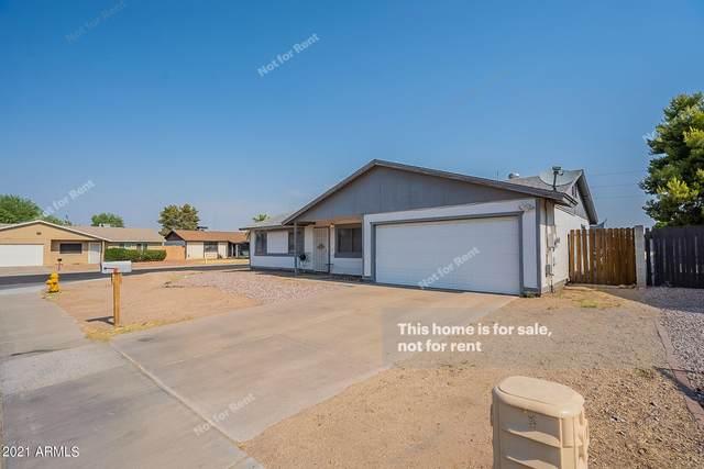3230 W Wagoner Road, Phoenix, AZ 85053 (MLS #6252801) :: Midland Real Estate Alliance