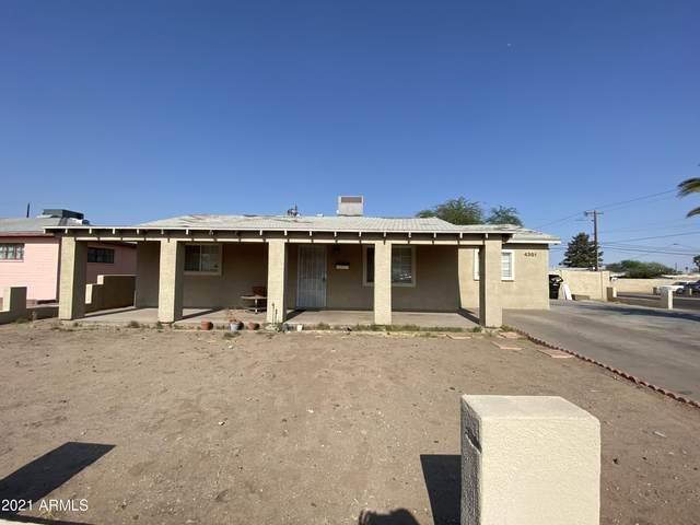 4301 N 31ST Avenue, Phoenix, AZ 85017 (MLS #6252802) :: Yost Realty Group at RE/MAX Casa Grande
