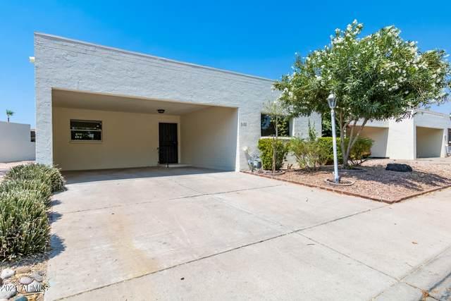 5122 N 78TH Street, Scottsdale, AZ 85250 (MLS #6252818) :: Long Realty West Valley