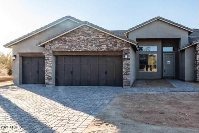 15095 E Upper Ridge Lane #397, Mayer, AZ 86333 (MLS #6252822) :: Yost Realty Group at RE/MAX Casa Grande