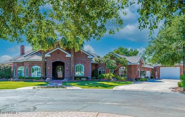 3961 E Norcroft Circle, Mesa, AZ 85215 (MLS #6252854) :: Executive Realty Advisors