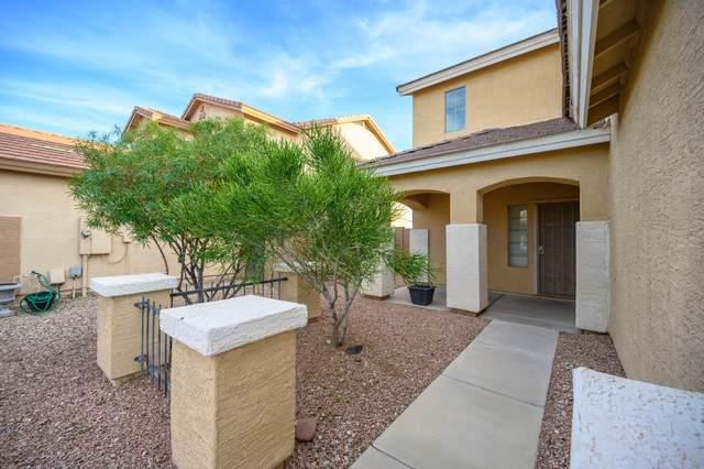 23755 W Adams Street, Buckeye, AZ 85396 (MLS #6252855) :: Selling AZ Homes Team