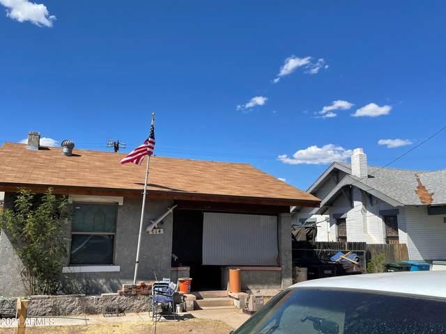 714 E Mckinley Street, Phoenix, AZ 85006 (MLS #6252859) :: Yost Realty Group at RE/MAX Casa Grande