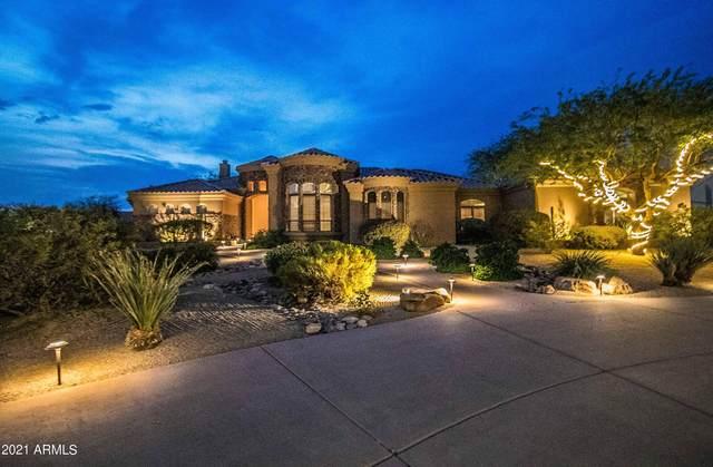 12954 E Gold Dust Avenue, Scottsdale, AZ 85259 (MLS #6252860) :: Scott Gaertner Group
