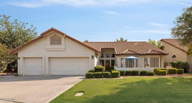 1110 N Gull Haven Court, Gilbert, AZ 85234 (MLS #6252863) :: CANAM Realty Group