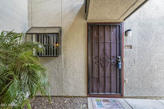 3330 W Danbury Drive E101, Phoenix, AZ 85053 (MLS #6252864) :: Openshaw Real Estate Group in partnership with The Jesse Herfel Real Estate Group
