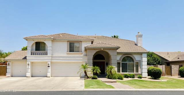 2664 W Oakland Street, Chandler, AZ 85224 (MLS #6252871) :: CANAM Realty Group
